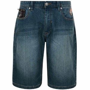 KAM Bailey Stretch Denim Short