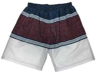 Ruff 201 Stripe Boardshort
